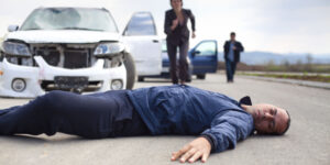personal injury law = pedetrian accidents